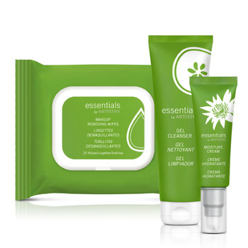 Normal to Dry Skin Bundle essentials by ARTISTRY
