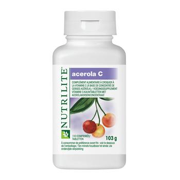 Acerola C Chewable Tablets