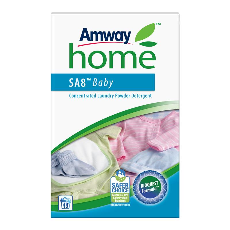 Lessive Concentrée en Poudre SA8 Baby  - 3 kg