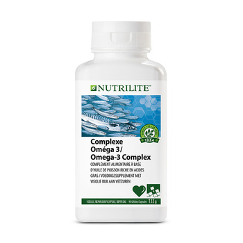 Complexe Oméga 3 - 90 Gélules