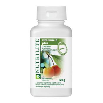 Vitamine C Plus met vertraagde afgifte Familieverpakking - 180 tabletten