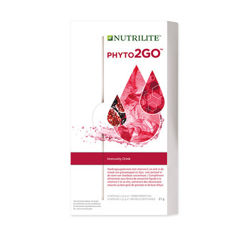Phyto2GO Immunity Drink startpakket