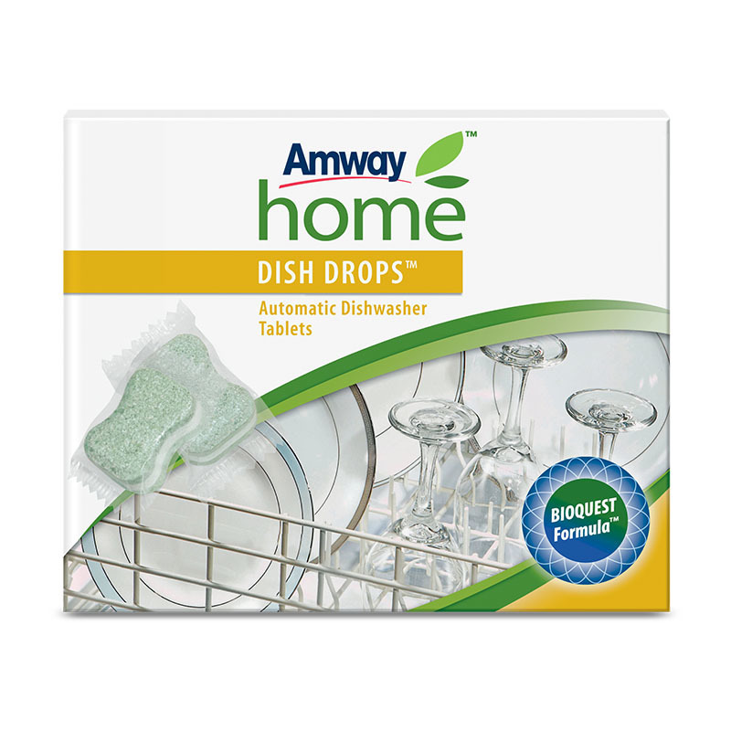 60 Automatic Dishwasher Tablets DISH DROPS™