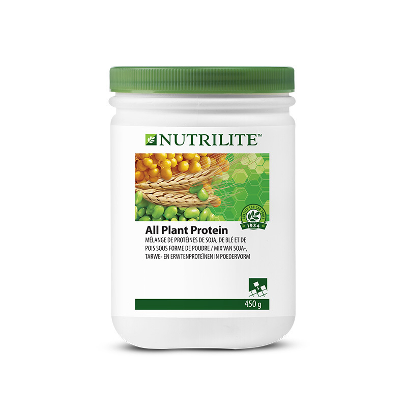 Protéine 100% Végétale - 450 g