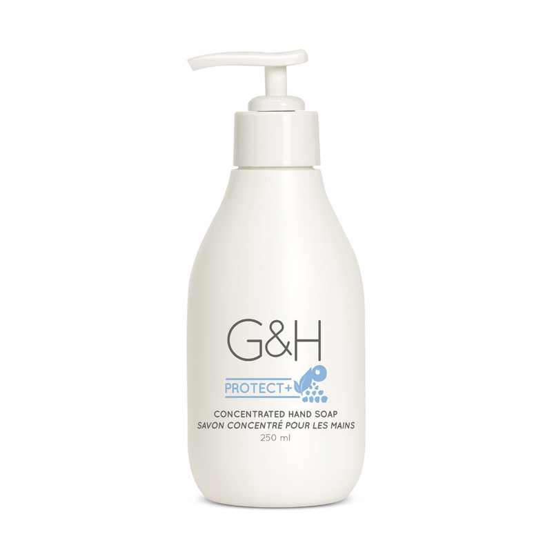 G&H PROTECT+ Concentrated Liquid Hand Soap  - 250 ml