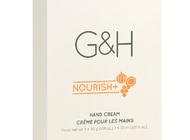 G&H NOURISH+ Hand cream - 3 x 30 ml