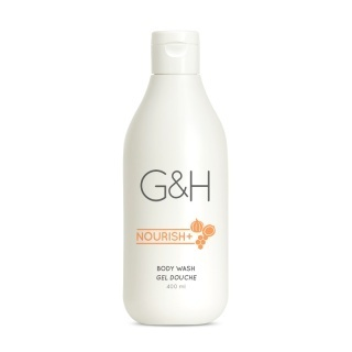G&H NOURISH+ Body Wash - 400 ml