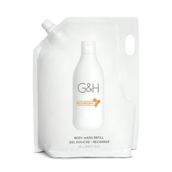 G&H NOURISH+™ Body Wash - Refill 1.6 L