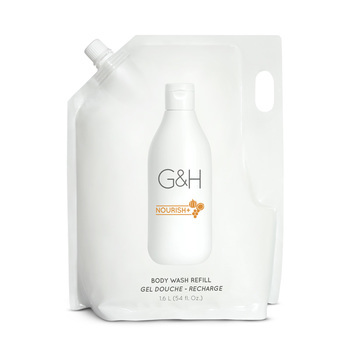 G&H NOURISH+™ Body Wash - Refill 1.6 L