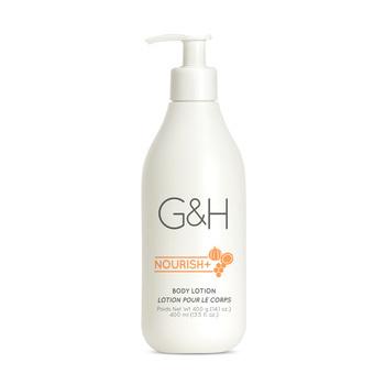 G&H NOURISH+ Body Lotion - 400 ml