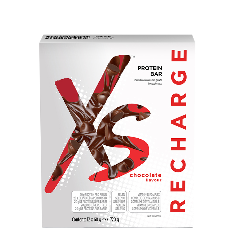 Protein Bars - Chocolate Flavour XS - 12 x 60 g