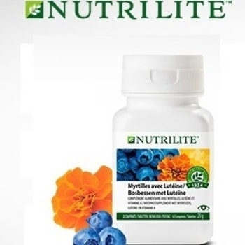 Bilberry with Lutein NUTRILITE™ - 62 tablets