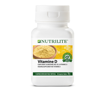 Vitamin D - 90 tablets