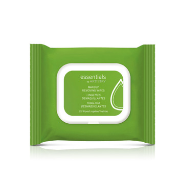Essentials by ARTISTRY Makeup Remover Wipes - 25 wipes