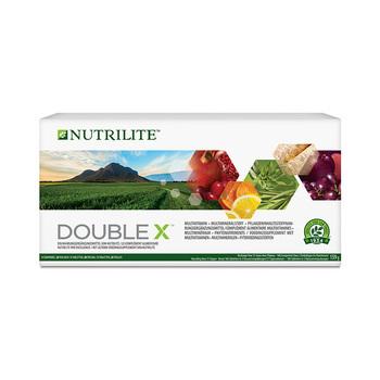 Multivitamines, Multiminéraux et Phytonutriments DOUBLE X - 372 comprimés - 62 jours