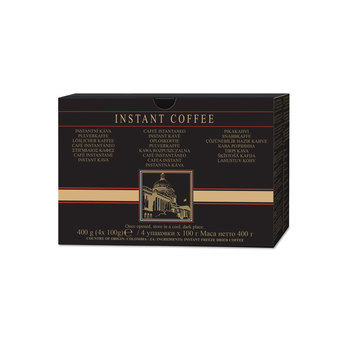 Instant coffee Amway - 4 x 100 g